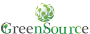 GreenSource Globe Logo Larger